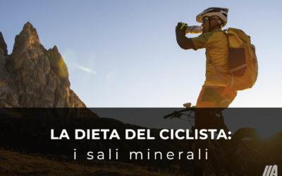 La dieta del ciclista: i sali minerali