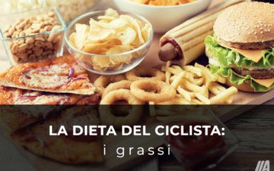 La dieta del ciclista: i grassi