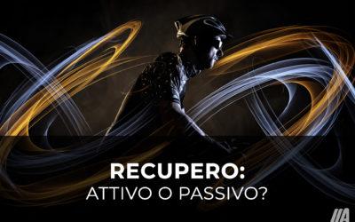 Recupero: attivo o passivo?