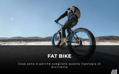 Fat Bike: cosa sono e i motivi per possederne una