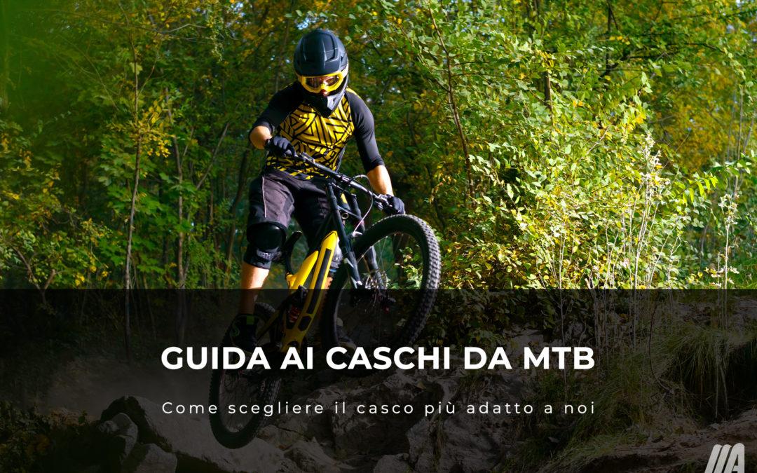 Guida ai caschi da MTB