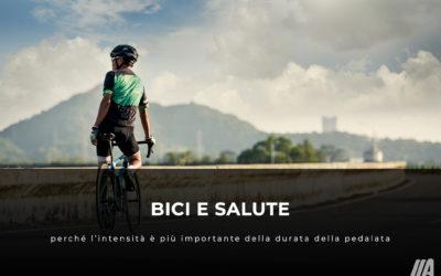 Bici e salute: perché l'intensità è più importante della durata della pedalata