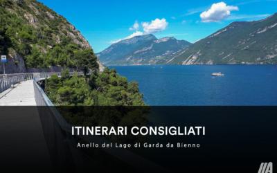 ITINERARI CONSIGLIATI – Anello del Lago di Garda da Bienno